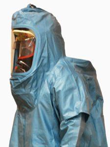 Костюм изолирующий химический КИХ-4ЛН накидка