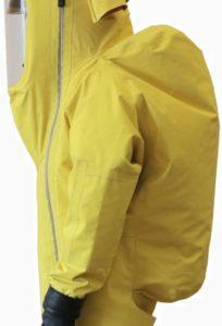 Костюм изолирующий химический КИХ-4Т рюкзак